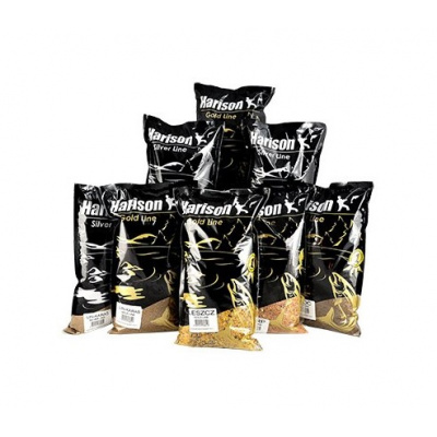 Harison Silver Line 1kg KARP ZEMNIAK (bramborový kapr)