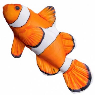 Gaby plyšový polštář Klaun očkavý - Nemo 50cm