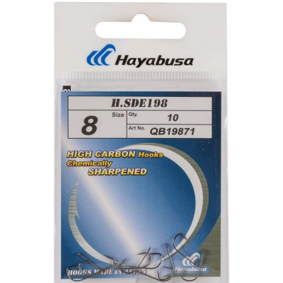 Hayabusa Hooks 198/8 rybářské háčky