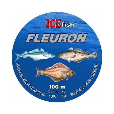 Návazcový vlasec Fleuron 100m 1,0mm