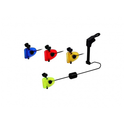 Zfish Bite Indicator Classic Twin Ball Yellow
