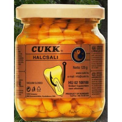 CUKK HALCSALI Sladká kukuřice MED 220ml