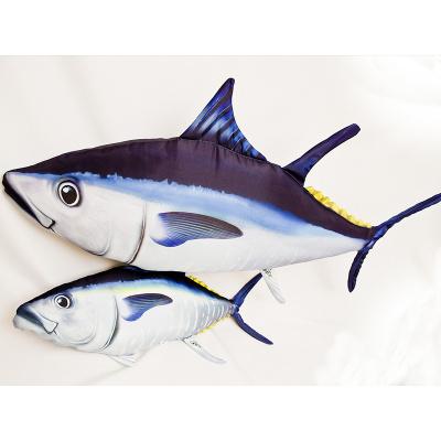 Gaby plyšový polštář Tuňák 100cm