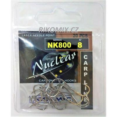Háčky Colmic NK800 č.8
