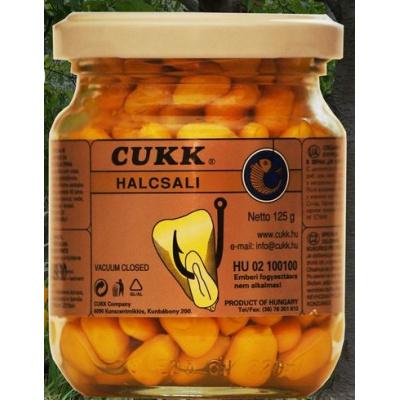 CUKK HALCSALI Sladká kukuřice VANILKA 220ml