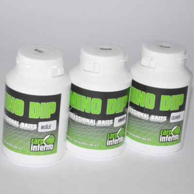 Carp Inferno amino dip 200ml scopex - chilli