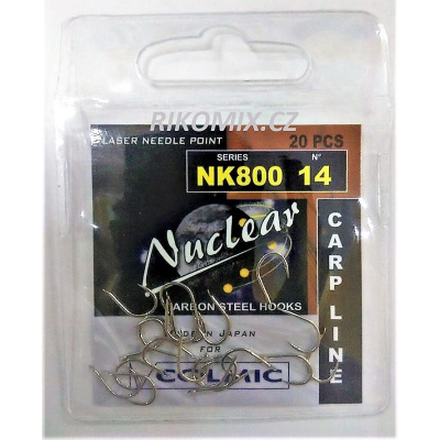 Háčky Colmic NK800 č.14