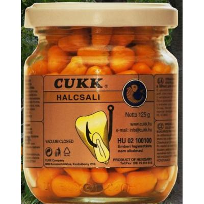 CUKK HALCSALI Sladká kukuřice MERUŇKA 220ml
